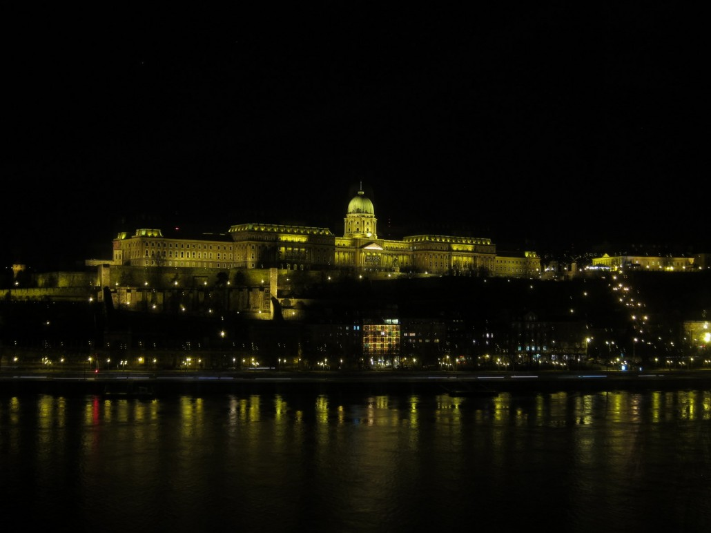 A Short Stay in Budapest